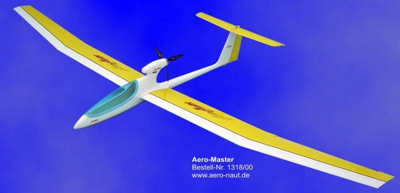 Aero-Master E-Segler