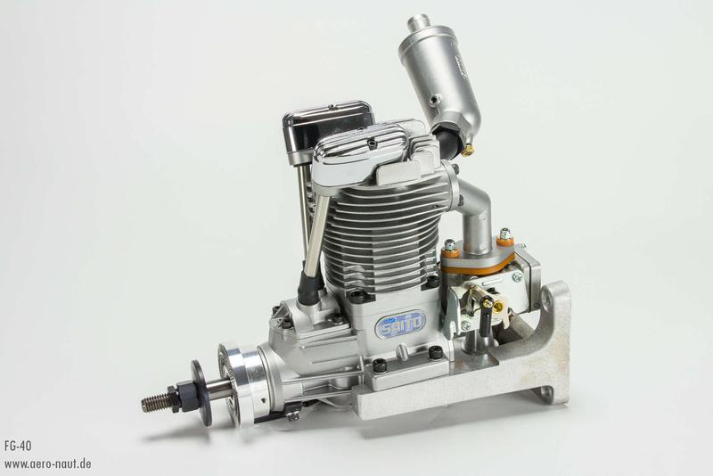 SAITO-FG-40 40,2ccm