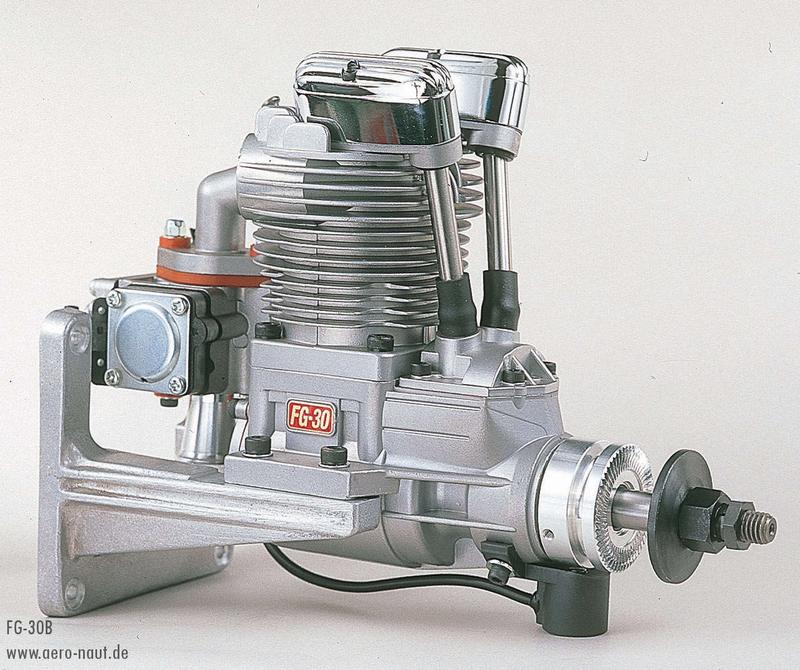 SAITO FG-30B 30ccm