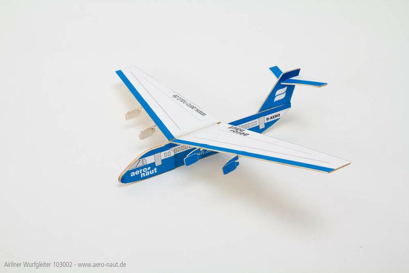 Airliner P&F Wurfgleiter