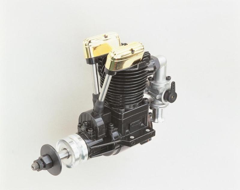 SAITO FA120S-GK 20ccm A