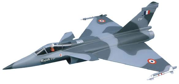 Rafale C Aramid-Version