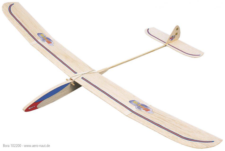 BORA Segelflugmodell