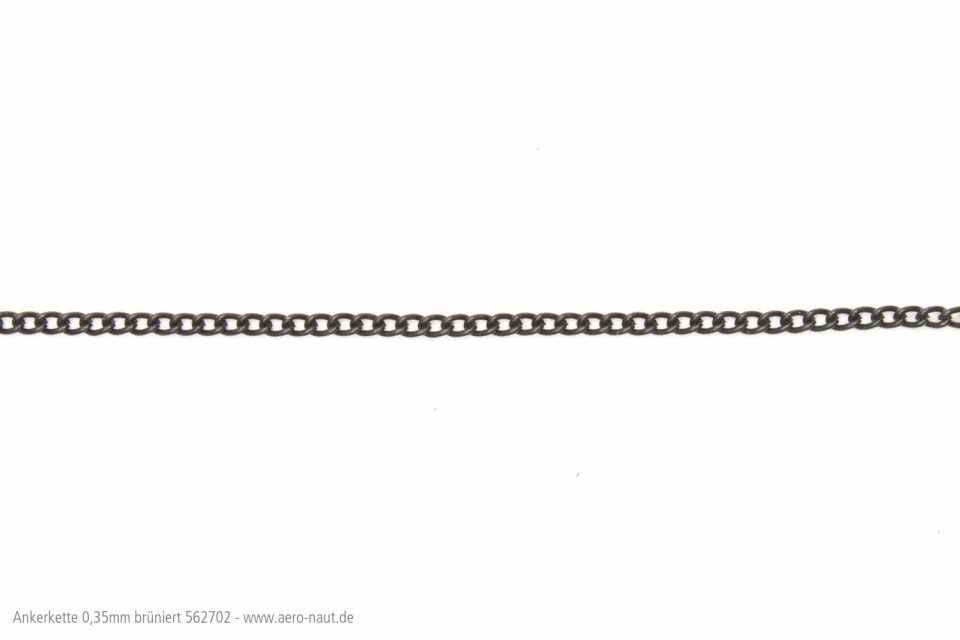 Ankerkette 0,35mm Brün