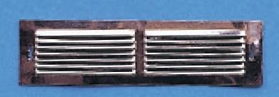 Lüfterblech 17x62mm