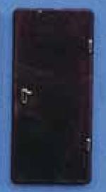 Tür R Mahag.19x10mm