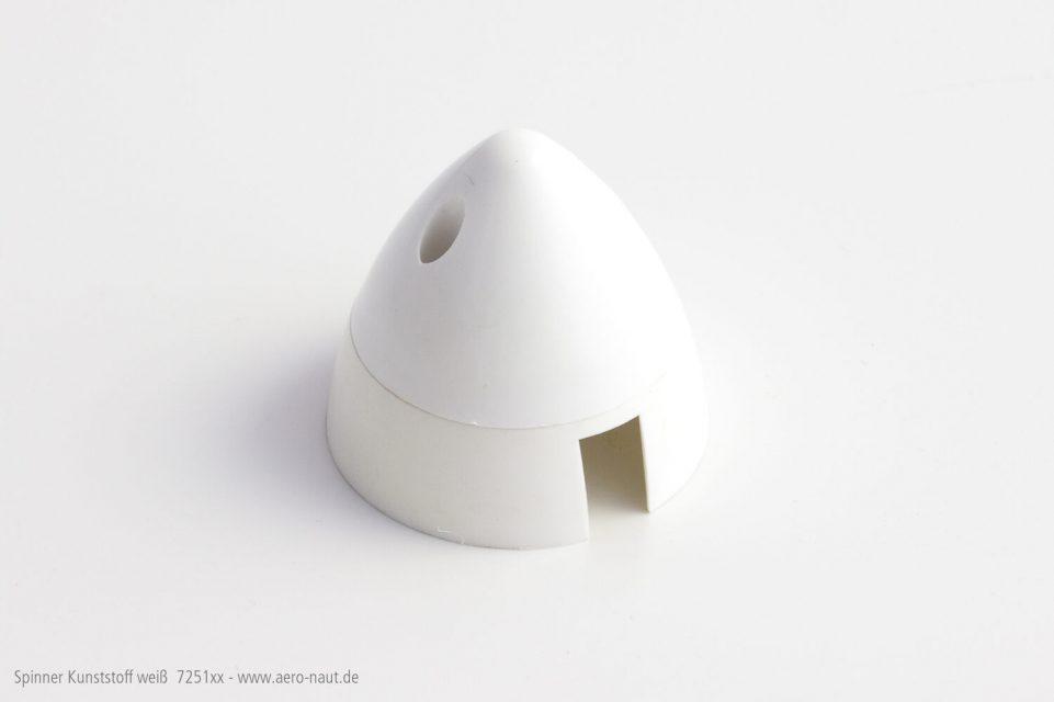 Spinner 40mm Weiss
