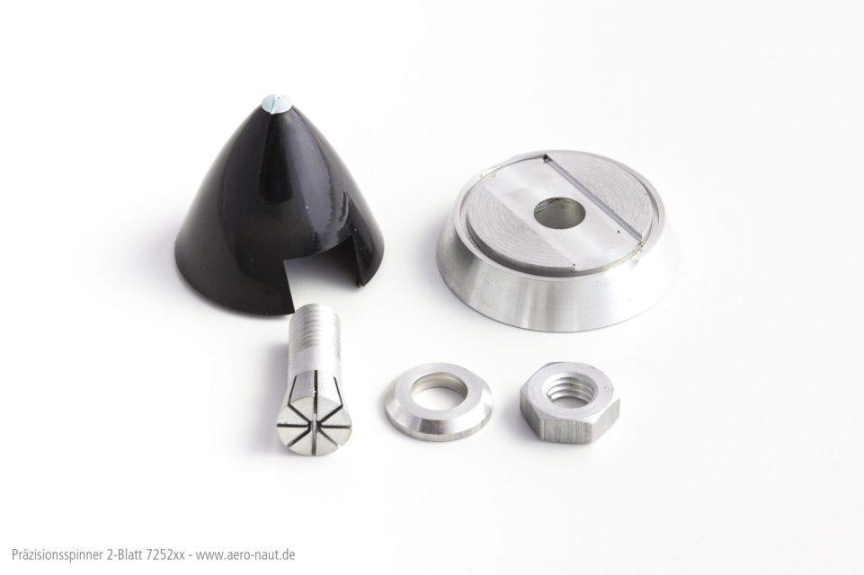 Präz-Spinner 40/3,17mm