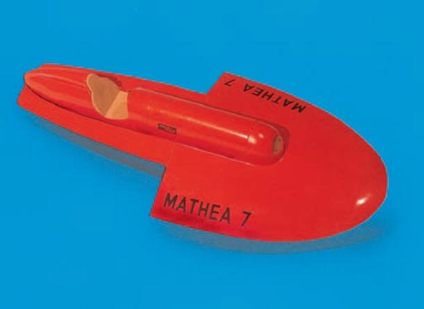 Mathea Rennboot