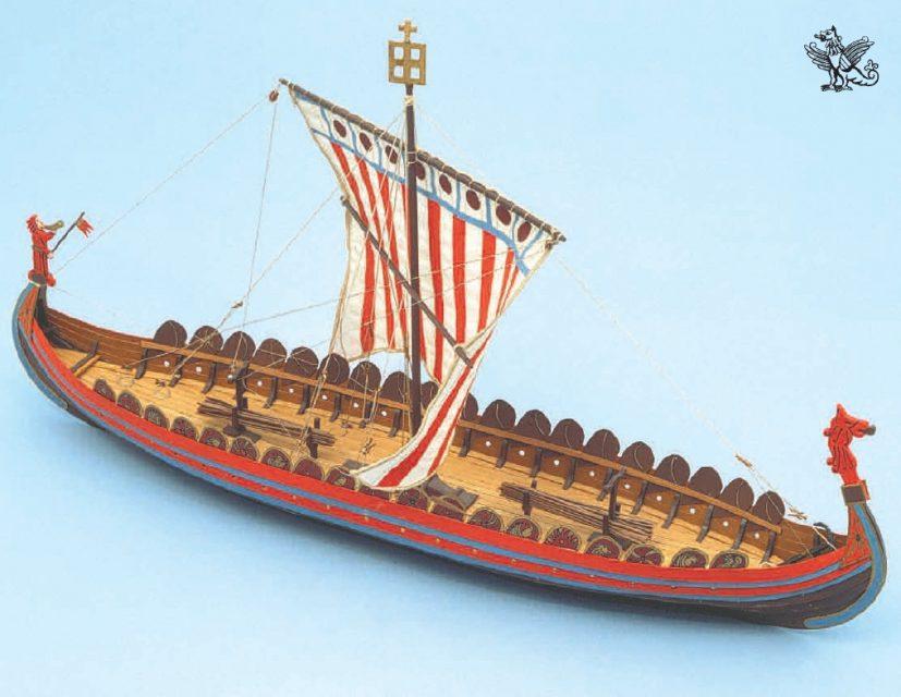 Mora Wikingerschiff