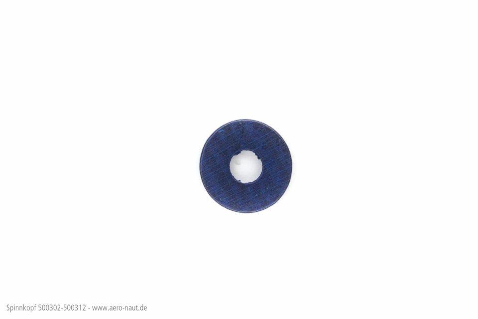 Spinnkopf 18mm Blau