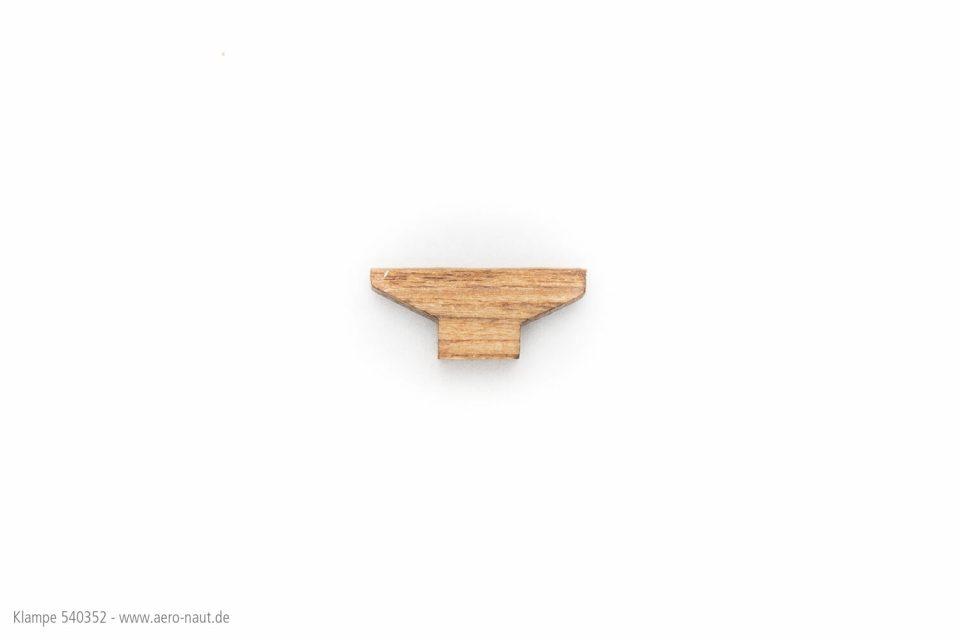 Klampe Holz 6x12mm
