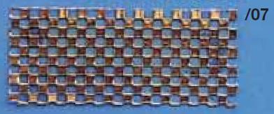 Trittblech 90x250mm