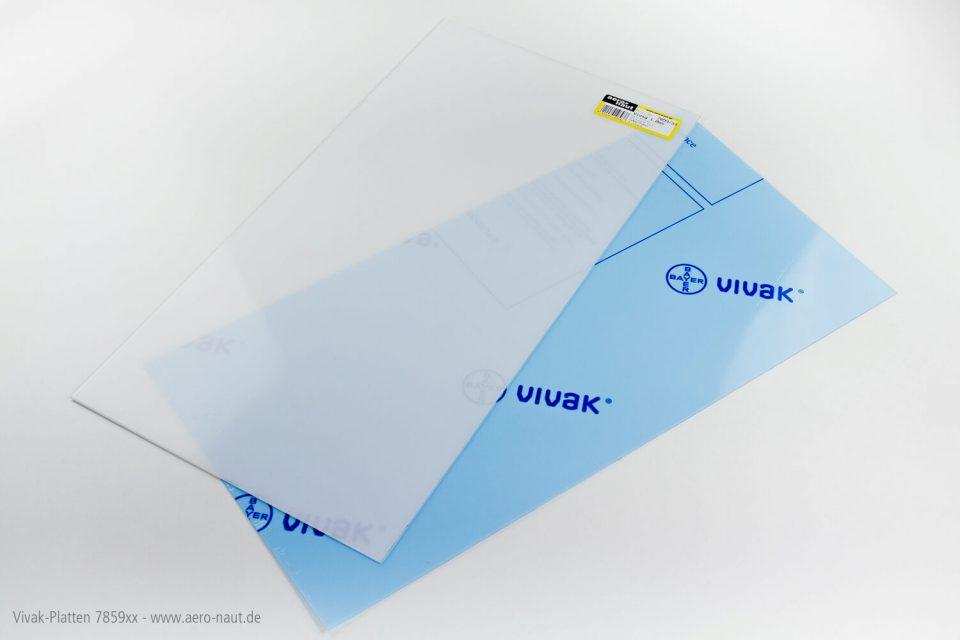 Vivak® Klar-tr.3,00mm
