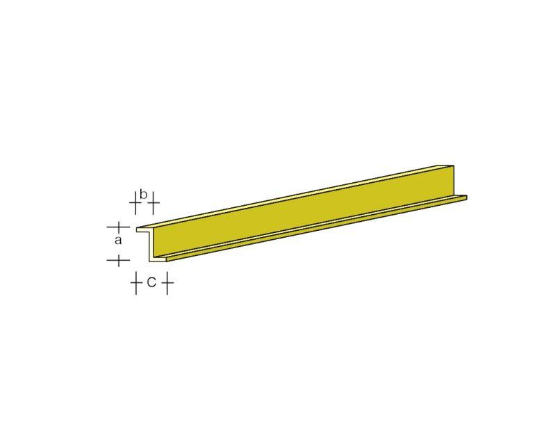Z-Profil 1,0×1,15