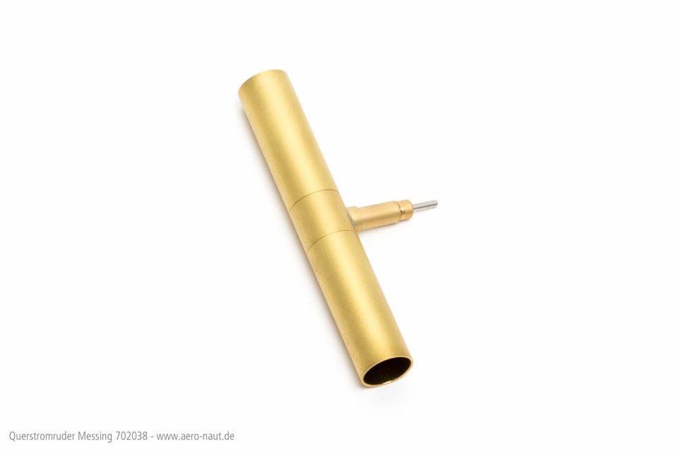 Querstromruder MS 22mm