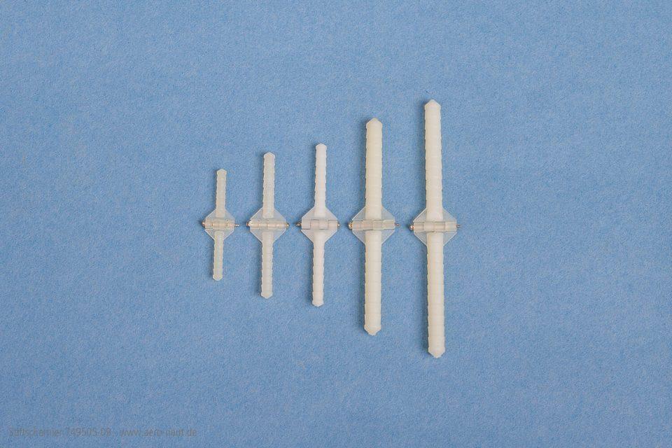 Stiftscharnier 2,5x  8x33mm