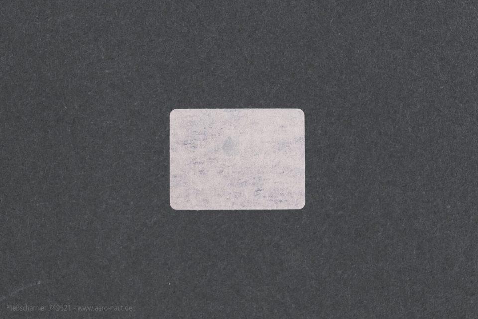 Vließscharnier 20x15mm