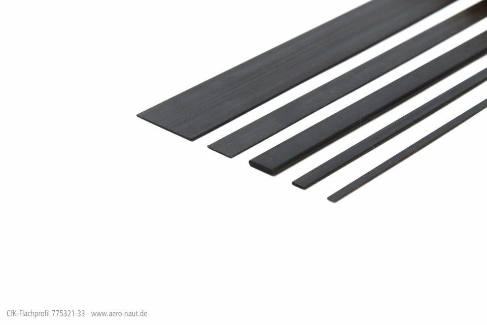 CfK-Flachprofil 10×0,5×1000