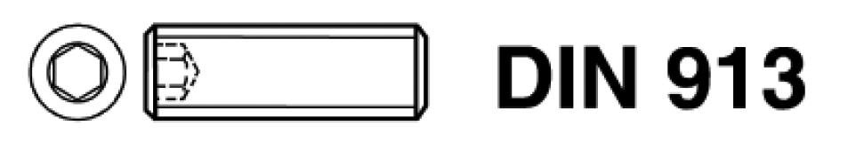 GEWINDEST.M3x 3/913