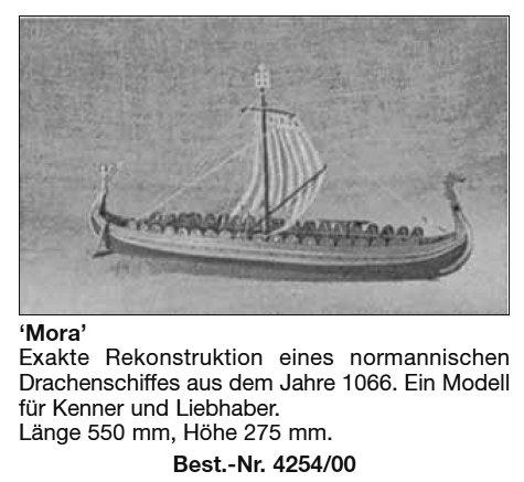 Bauplan MORA