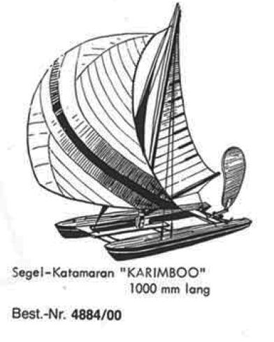 Bauplan KARIMBO