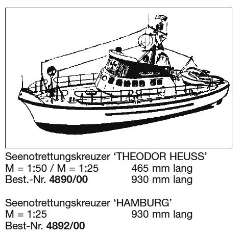 Bauplan HAMBURG